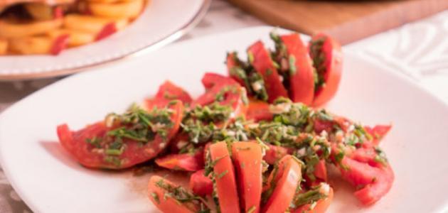 طريقة الطماطم المخللة