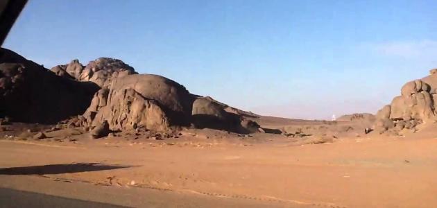 أين يوجد جبل طقران