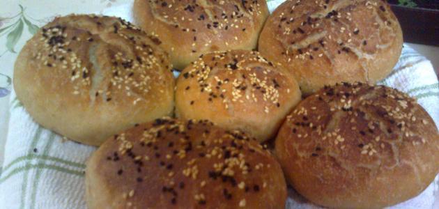 طريقة عمل الخبزة الجنوبية في الفرن