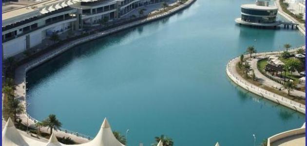 جزر الأمواج في البحرين