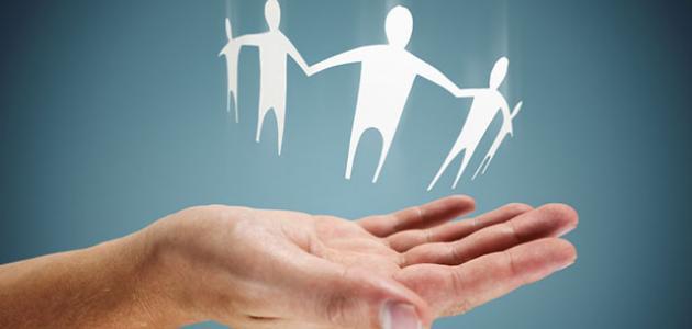 مفهوم الخدمات الاجتماعية