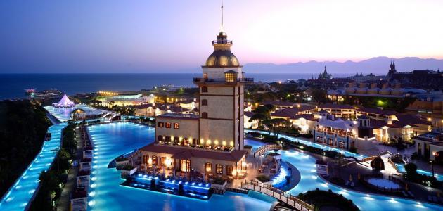 جزيرة تركيا السياحية