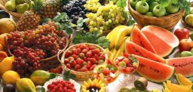 بحث حول مصادر التغذية