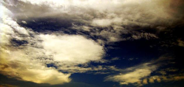 ما مكونات الغلاف الجوي