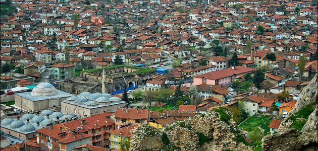 مدينة العثمانية في تركيا