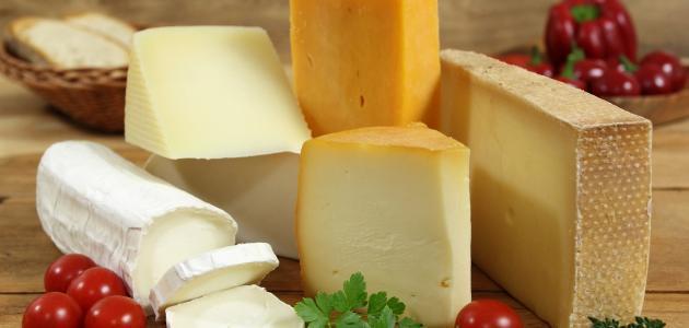 فوائد الجبن للبشرة