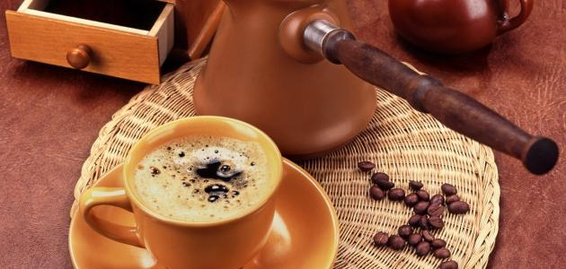 طرق تحضير القهوة