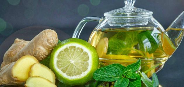 فوائد الماء مع الليمون والخيار