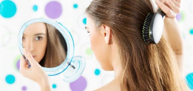 فوائد تمشيط الشعر قبل النوم