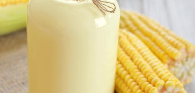ما هو شراب الذرة