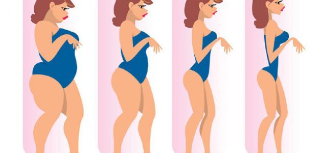 أسرع طريقة لخسارة الوزن دون رجيم