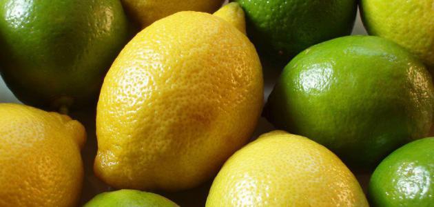 فوائد الليمون لجسم الإنسان