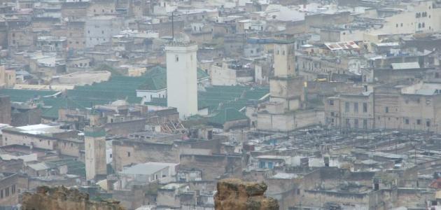 مدينة فاس ومعالمها التاريخية