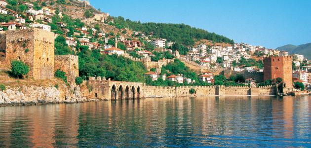 مدينة ديدم التركية