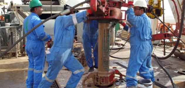 مراحل استخراج البترول