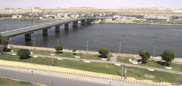 قرى محافظة المنيا