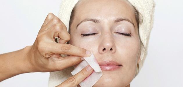 طرق لإزالة آثار الجروح في الوجه