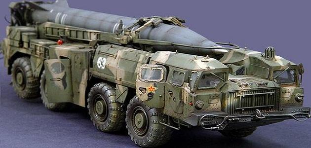 ما هو صاروخ سكود