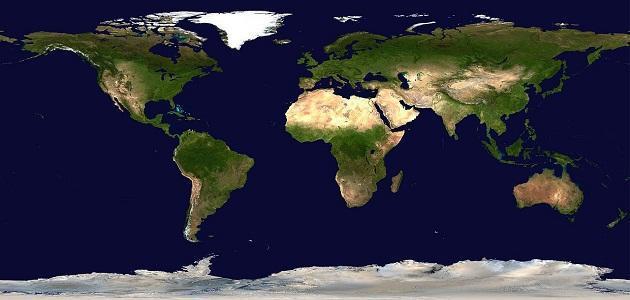 دول العالم من حيث السكان