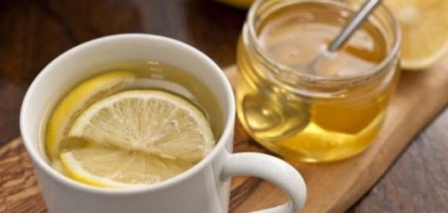 فوائد الليمون والعسل على الريق