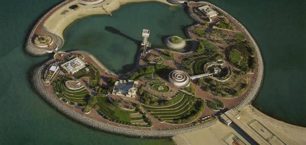 جزيرة بوبيان الكويتية