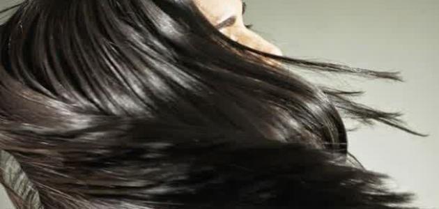 طرق تفتيح الشعر الأسود