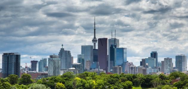 مدينة تورنتو في كندا