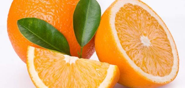 بحث عن فوائد البرتقال