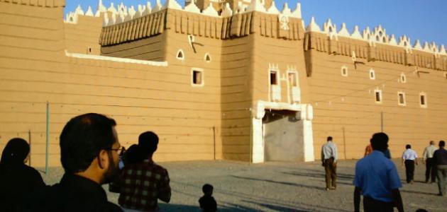 مدينة نجران في المملكة العربية السعودية