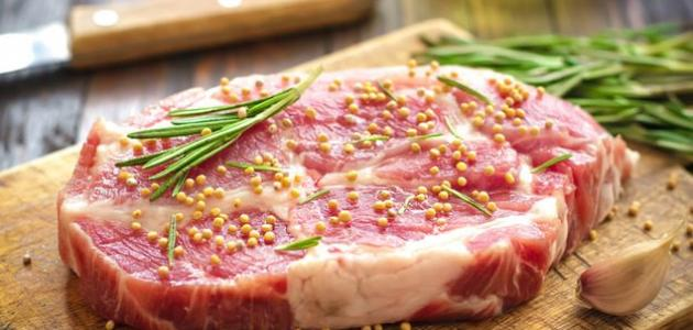 نظام غذائي عالي البروتين