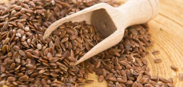 فوائد بذر الكتان فى التخسيس