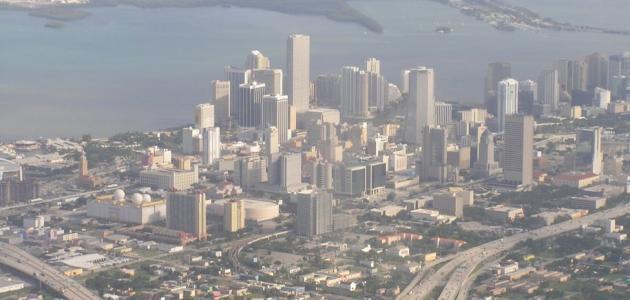 مدينة تامبا في ولاية فلوريدا
