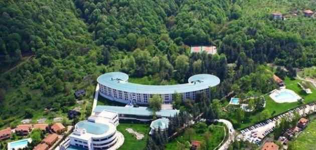 مدينة سكاريا في تركيا