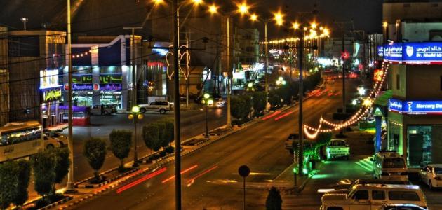 مدينة رابغ السعودية