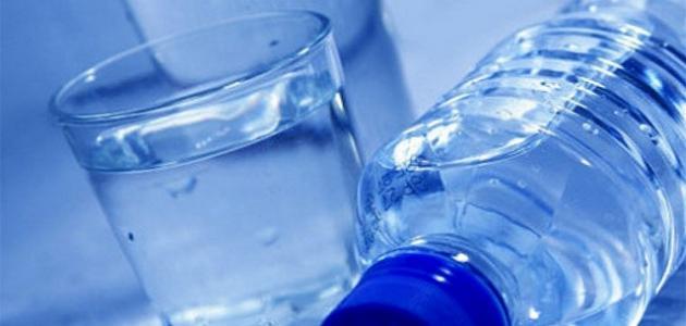فوائد المياه للجسم