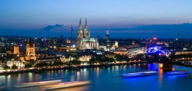 مدينة كولون في ألمانيا