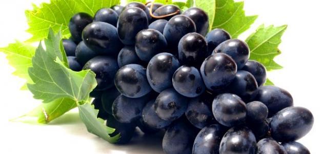 فوائد حب العنب