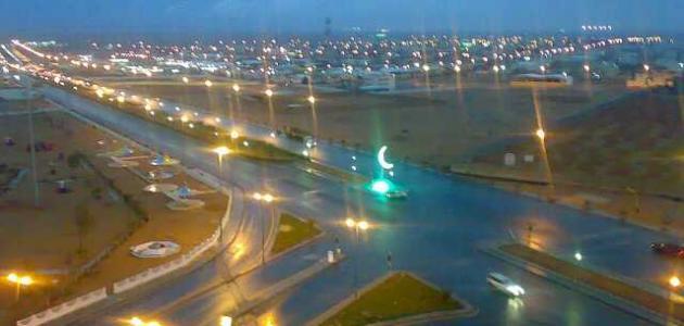 مدينة طريف السعودية