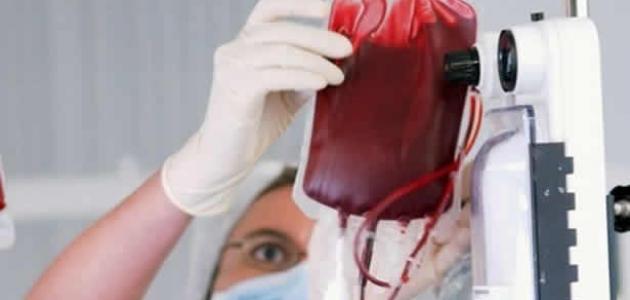 ما لون دم الانسان النقي