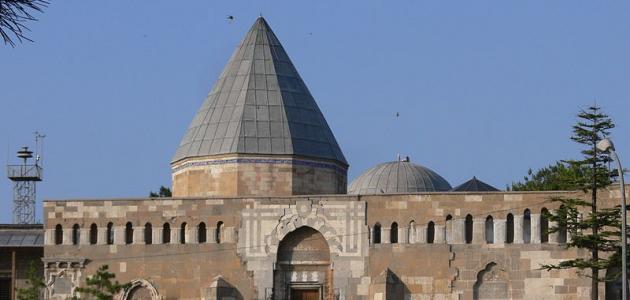 مدينة قونيا في تركيا