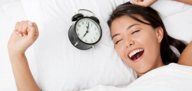 فوائد النوم المبكر للجسم
