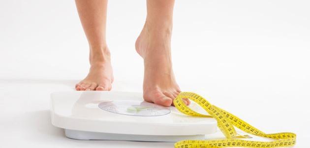 أسباب عدم نقصان الوزن رغم الرجيم