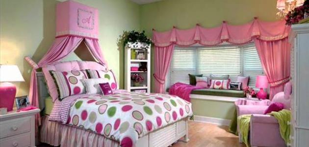 طرق تزيين غرف النوم للبنات