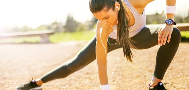 تمرينات اللياقة البدنية