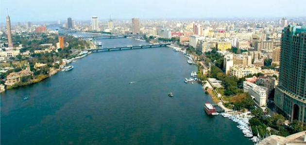 ما هو عمق نهر النيل
