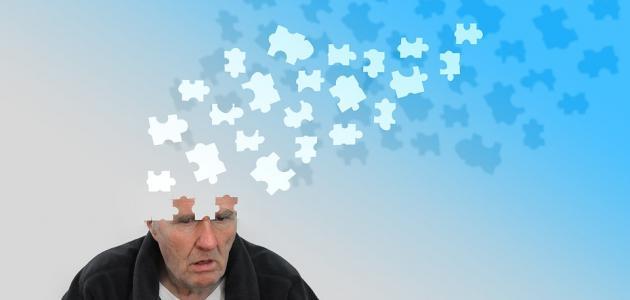 مراحل تطور مرض الزهايمر