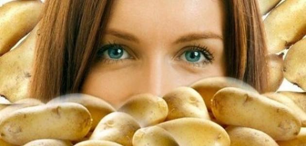 فوائد ماء البطاطا للشعر