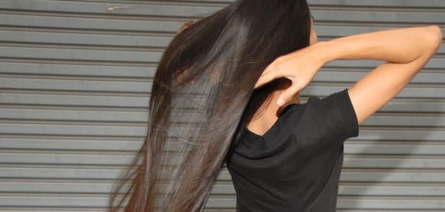 ما هو غذاء الشعر