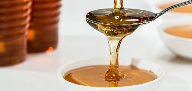 فوائد العسل للشعر الجاف والمتقصف