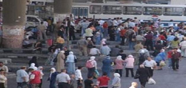 ما هو عدد سكان سوريا